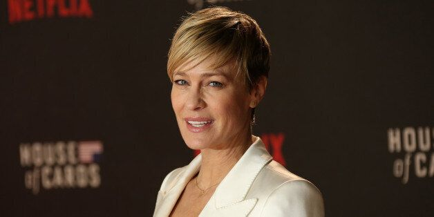 Robin Wright's Equal Pay Fight Deserves Praise, But It's a Move Only the Most Privileged Can