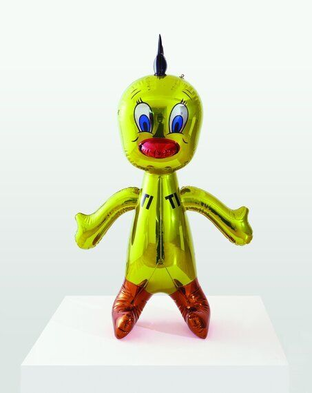 Review: Jeff Koons, Newport Street Gallery 'Desperate,
