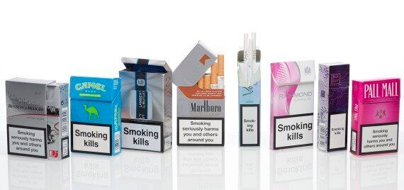 From Today, Cigarette Packs Will Never Look the Same