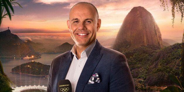 Anchoring The BBC's Rio Games Overnight Coverage Is A Dream Come