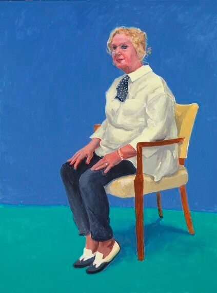 Review: David Hockney, Royal Academy 'A