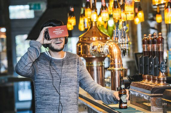 Virtual Reality And Beer: The Next
