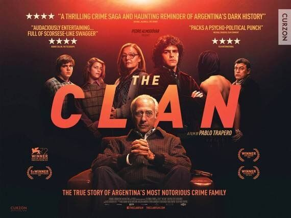 Film Review: The Clan - The Beatles: Eight Days A Week - Sour