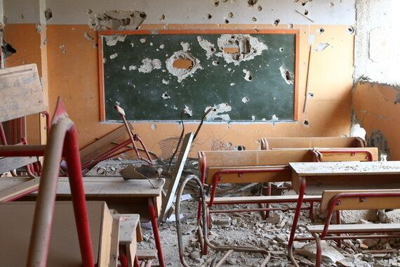 For Children in Crisis, Education Cannot