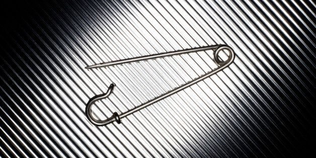It'll Take More Than the #SafetyPin Trend to Make Me Feel Safe Against Brexit-Related