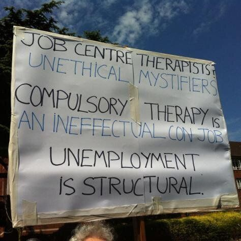 Employment Must Not Be the Aim of Mental Health