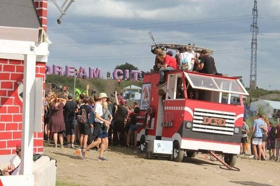 If the Young Ruled the World - Inside Roskilde Festival's Dream