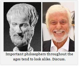 Start-Up Memoires: Aristotle, an Accidental