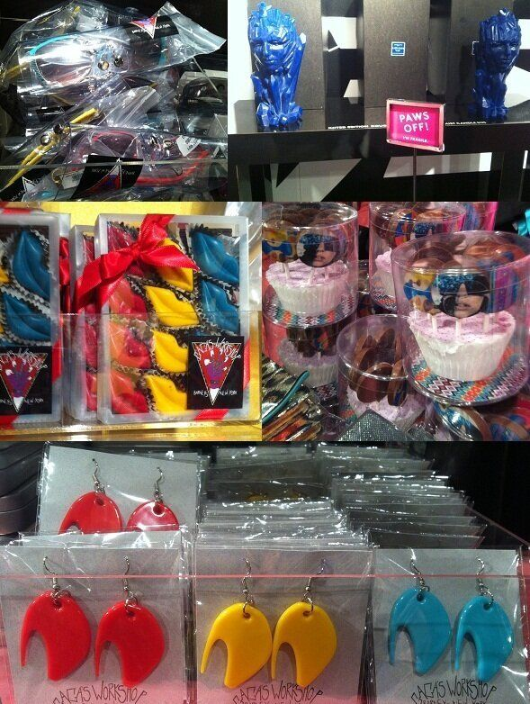 Caught In A Brand Romance: Gaga's Workshop at Barney's