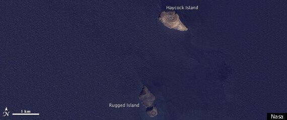 Red Sea Volcano: New Island Forms Off Yemen Coast After Underwater Eruption