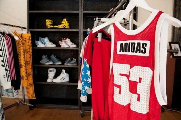 Fashion I-Spy: Sneak Preview of Jeremy Scott x Adidas Originals Spring Summer