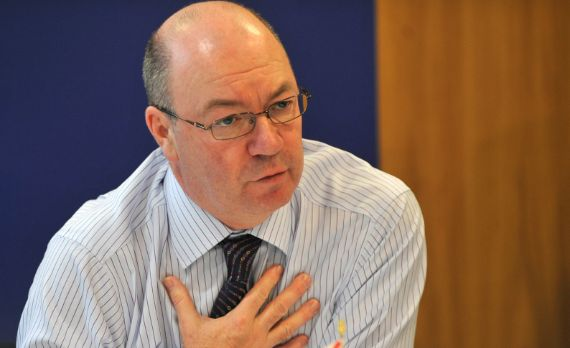 Health Minister Alistair Burt Resigns - Nobody Cares, But They Really