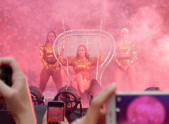 Beyoncé's Formation Tour Is