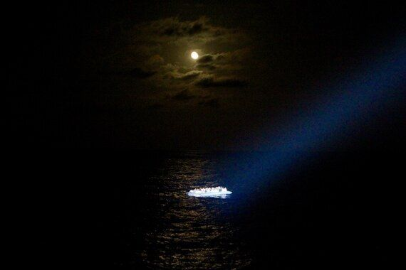 Watching The Horizon - Search And Rescue In The