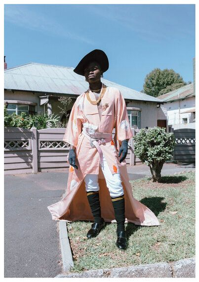 Visions of a New Black Masculinity for 2026 - Summer Exhibition At Somerset House