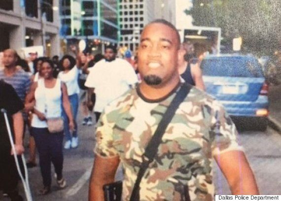 Innocent Dallas Suspect Mark Hughes Shows the Second Amendment Might Only Apply If You're
