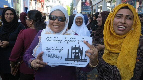 Unveiling Violence in the Maldives: How the Rise of Islam and the Decline of Democracy Are Affecting