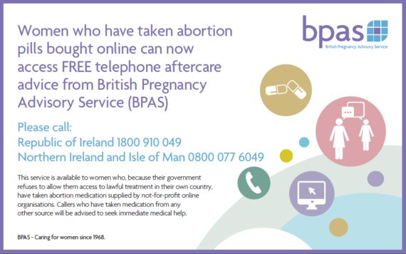 Governments Can't Stop Abortion - We Can Help Make It