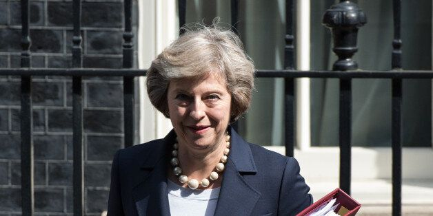 Theresa May Is Heading Off To China For The G20 - The Suppression Of Protest There Should Make Her Feel...