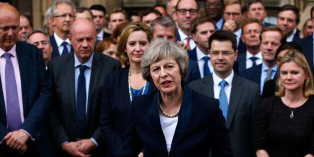 Like It or Not, Theresa May Is the Right