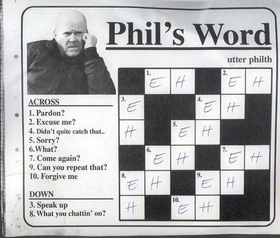 'Phil Mitchell, I Mean Steve McFadden, Would Break My