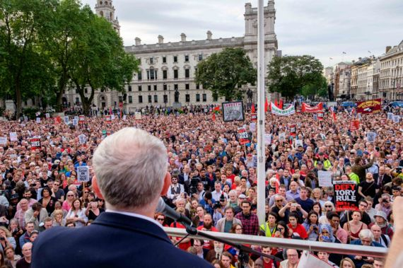 Rebel MPs are Labour's Real