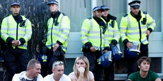 The Police: Notting Hill Carnival Heroes Or Racist