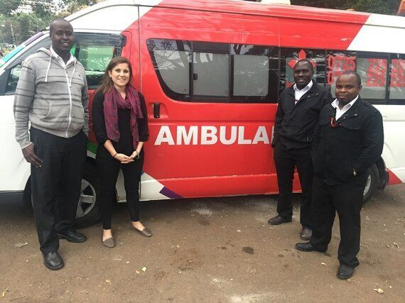 Decreasing Ambulance Wait Times And Increasing Access to Emergency Transport in