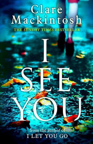 Book Review: I See You by Clare