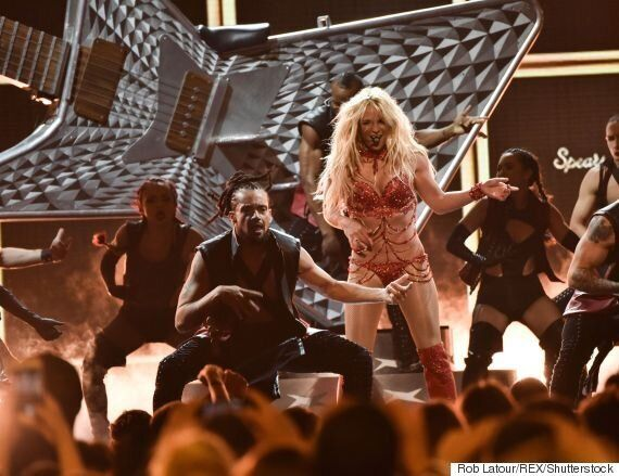 'The Big Three': Britney Spears' 'Make Me', Plus New Music From ZAYN And Katy