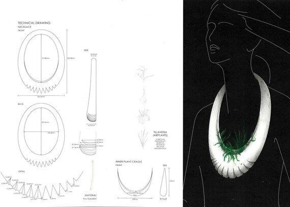 Fashion Tech and Speculative Wearables in Imminent Space