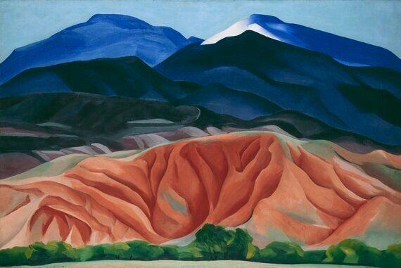 Review: Georgia O'Keeffe, Tate Modern 'Moments of