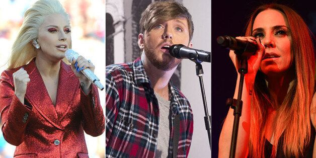 'The Big Three': Lady Gaga's 'Perfect Illusion', Plus New Music From James Arthur And Melanie
