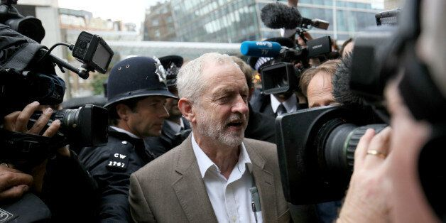The Left Need to Get Behind Corbyn... and Be Prepared If He