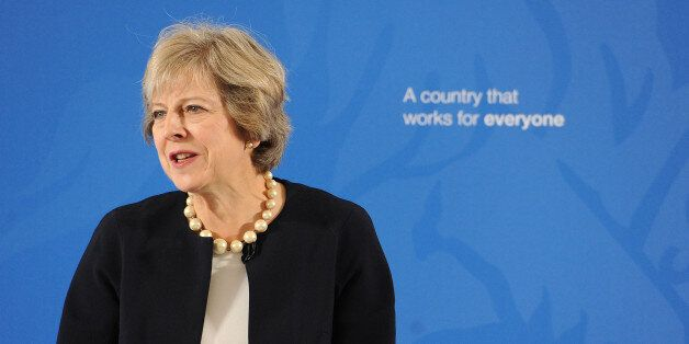 Prime Minister's Ambition To Help The 2.1million 'Just Managing' Families Means Tearing Down The 'Here...