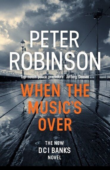 Book Review: When the Music's Over by Peter