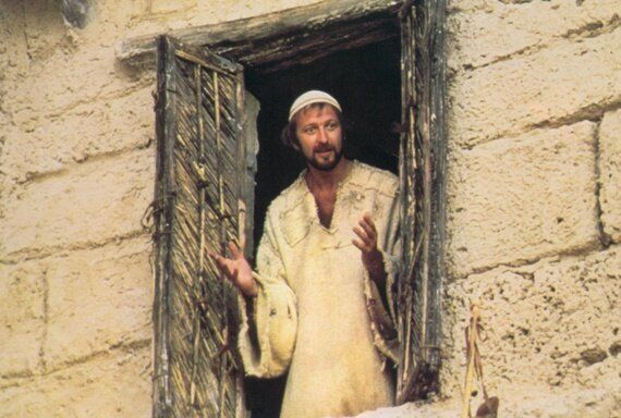 Monty Python's Lessons for Leaders: or how spirituality & leadership are close at