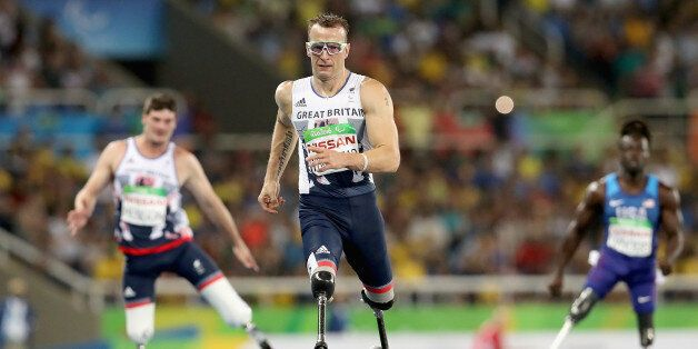 Why Are Paralympians Being Treated As Second Class