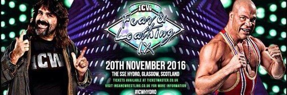 Royal Ramblings: Wrestling at the Edinburgh
