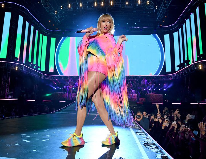 "Taylor Swift's new single, ""You Need To Calm Down,"" has some advice for homophobes."