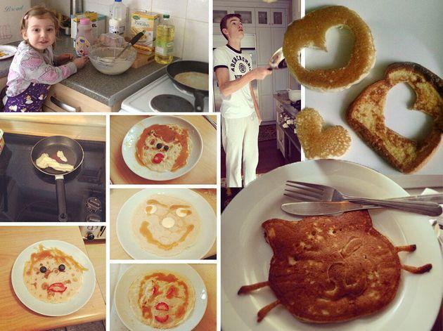 Pancake Day: HuffPost UK Readers Instagram