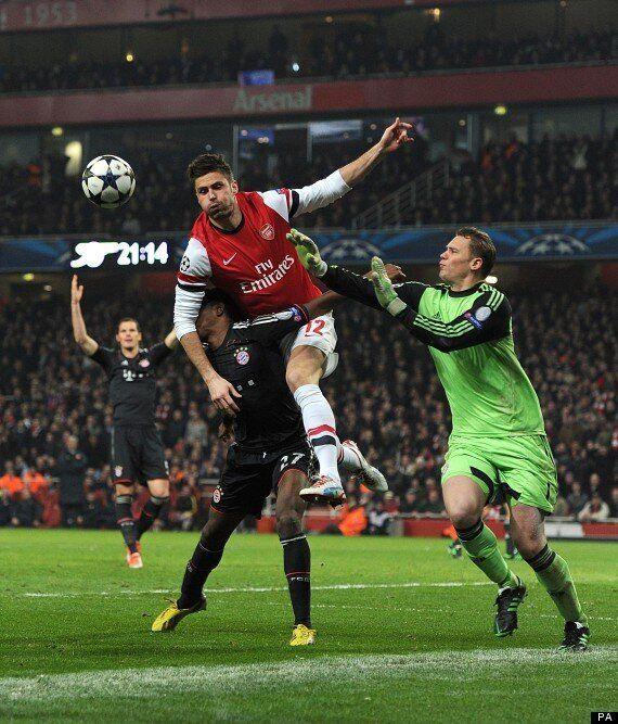 Arsenal 1-3 Bayern Munich Champions League Tie: 5 Things