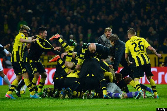 Borussia Dortmund 3-2 Málaga: Felipe Santana Nets Incredible Winner