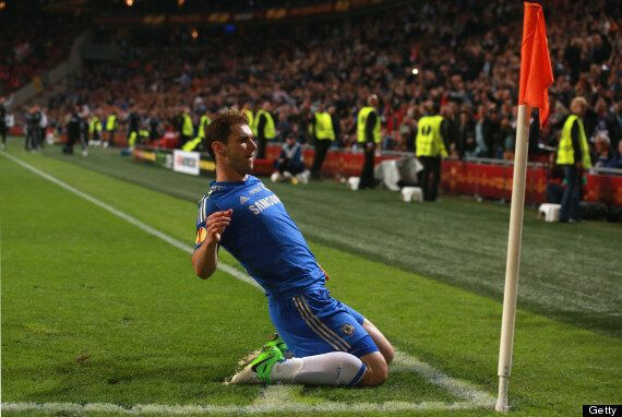 Benfica 1-2 Chelsea: Branislav Ivanović Heads Late Blues Winner In Europa League Final