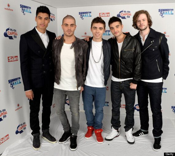 The Wanted 'Questioned By Police For Throwing Champagne At Passer-By From Hotel