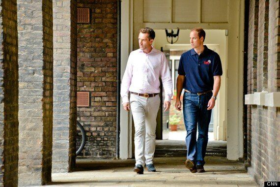 Prince William, Duke Of Cambridge, Talks About Baby Prince George In First Interview Since Son's