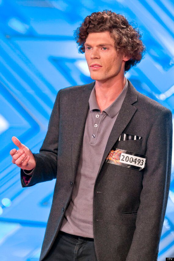 'X Factor' Preview: Harry Styles Look-A-Like Aaron Dale Sings One Direction Hit