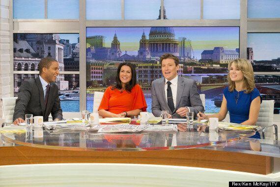'Good Morning Britain' Launch: Twitter Reacts To Susanna Reid's ITV