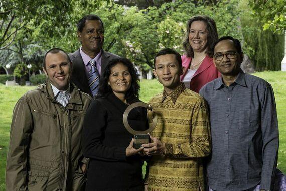 Goldman Environmental Prize: Celebrating 25 Years of Environmental