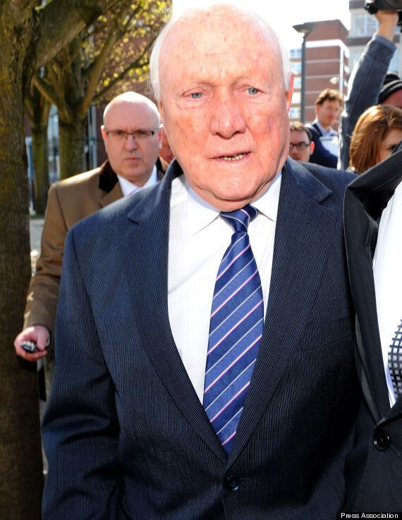 Stuart Hall Admits Indecent Assault At Start Of